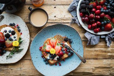 ダイエット中の朝食メニュー例 | 食事メニューを考える際のポイント